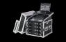 Reloop 48 cm (19 Zoll) Rack Case 8 HE PRO Laptop Tray