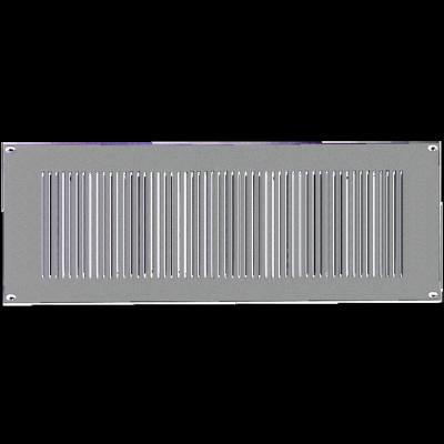 Reloop 48 cm (19 Zoll) Rackblende 4 HE mit - Front View
