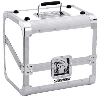 Reloop Club Series 80er Case 50 50 slanted white