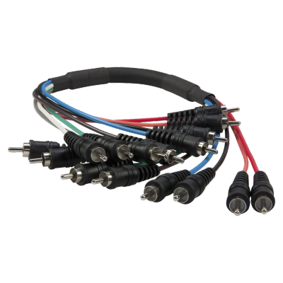 Reloop Kabel Multi-Cinch 0 5 m
