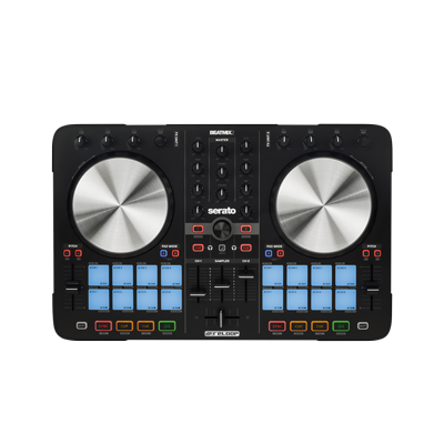 Reloop Beatmix 2 MK2 - Top View