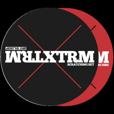 Reloop XTRM Scratching Set - Top View