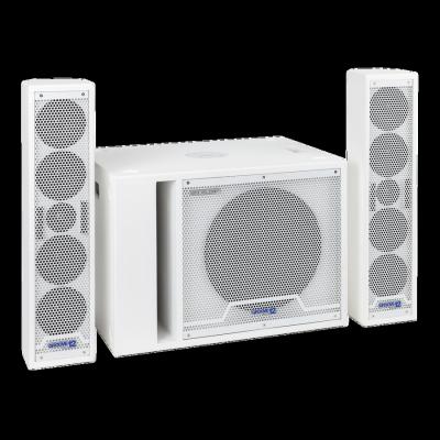 Reloop Groove Set 12 white
