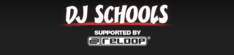 DJ Schools supported by Reloop