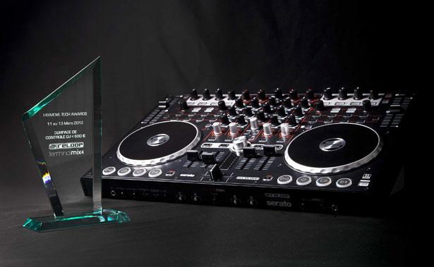 Terminal Mix4 Tech Awards