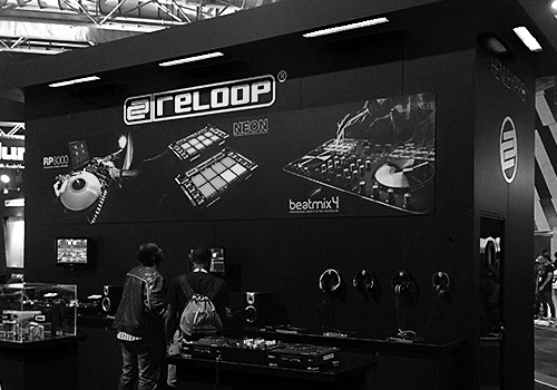 Reloop at BPM Show - 07