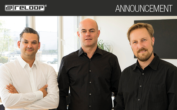 Gerald Barbyer and Thomas Heselhaus as new Reloop CEOs