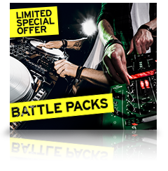 Reloop Battle Packs available