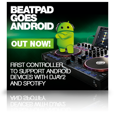 Beatpad Goes Android