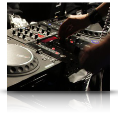 Reloop Light and Sound