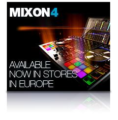 MIXON4 - Available Now Europe