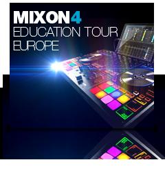 Mixon 4 - Education Tour Europe