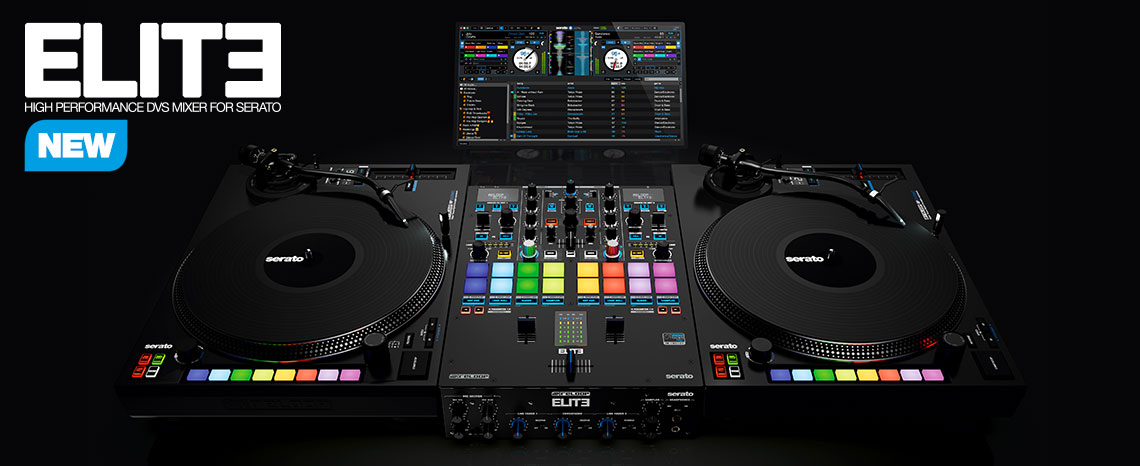 New: Reloop Elite