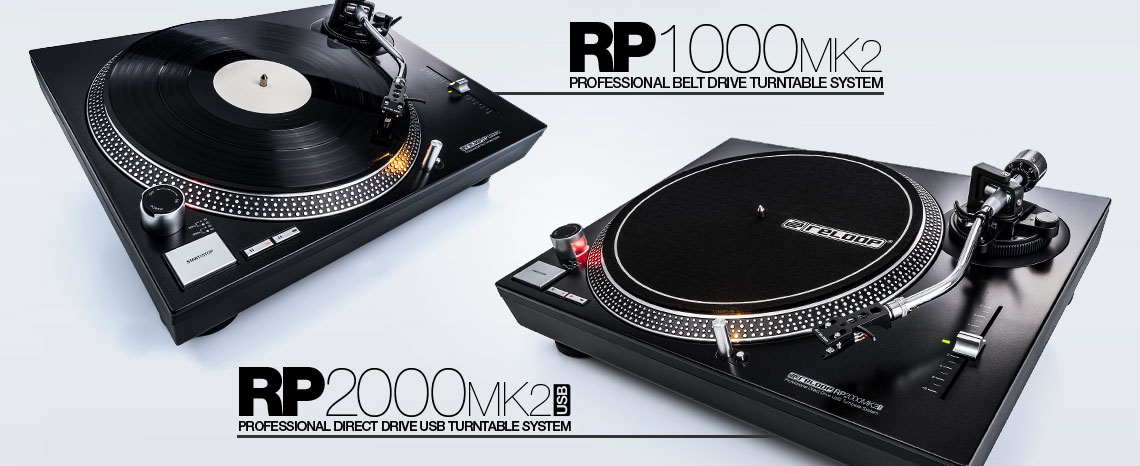 Available Now: RP-1000 MK2 & RP-2000 USB MK2