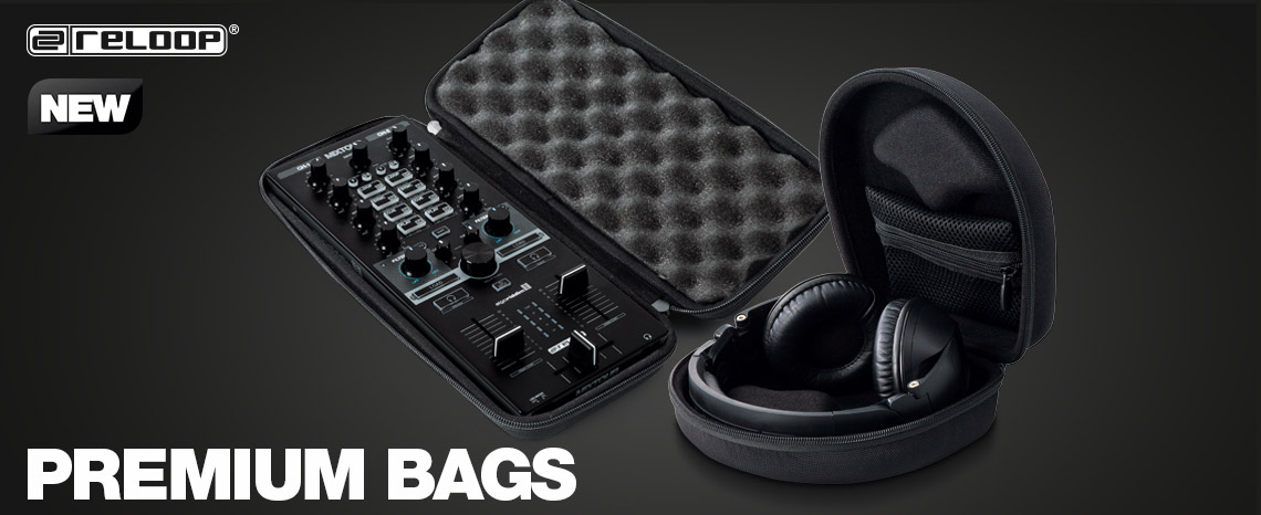 Headphone and Modular Bag is now available!