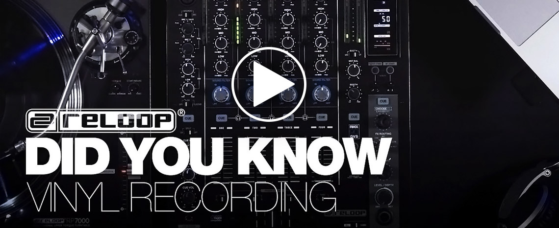 New Video: How To Record Vinyl- Did You Know