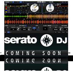 Serato DJ Screenshots