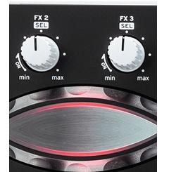 Beatmix 2 - extensive effect section