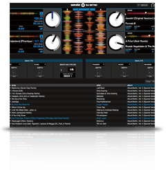 Beatmix 4 MK2 - including 4-Deck Serato DJ Intro