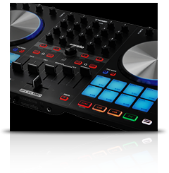 Beatmix 4 MK2 - optimized for the club