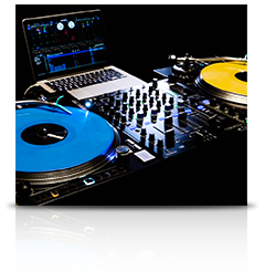 Serato DJ & DVS enabled