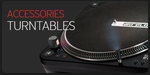 accessories Turntables