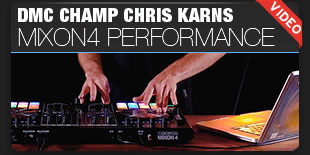 DMC Champ Chris Karns MIXON 4 Performance