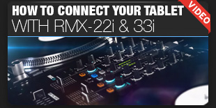 Reloop RMX Series - How to connect