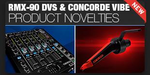 New: RMX-90 DVS & Concorde Vibe