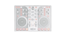 Reloop Mixage CE LTD. - Top View