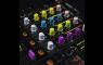 Reloop Knob Cap Set purple - Application
