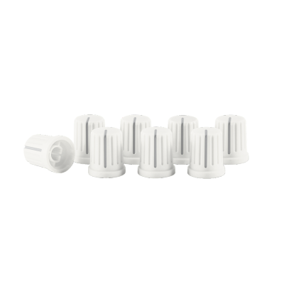 Reloop Knob Cap Set white