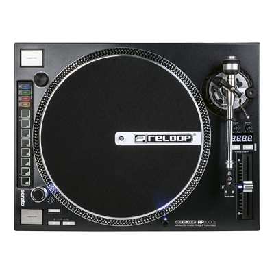 Reloop RP-8000 Straight - Promotion