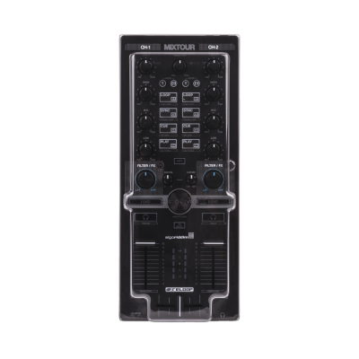 Reloop MIXTOUR Cover by Decksaver - Top View