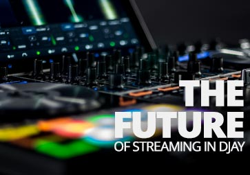 The Future of Streaming in djay