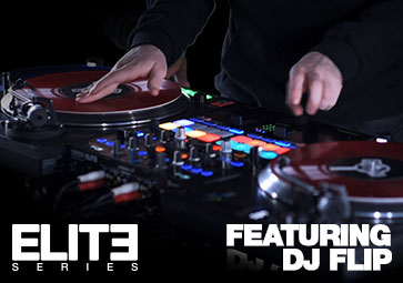 ELITE DJ Flip Performance Video