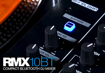 RMX-10 BT Introduction Video