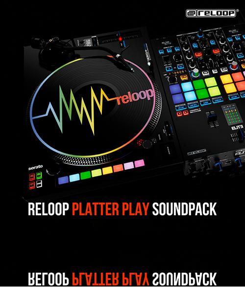 Reloop Platter Play Soundpacks