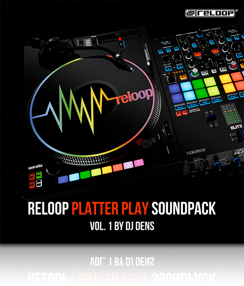Reloop Platter Play Soundpack Vol. 1 by Dens