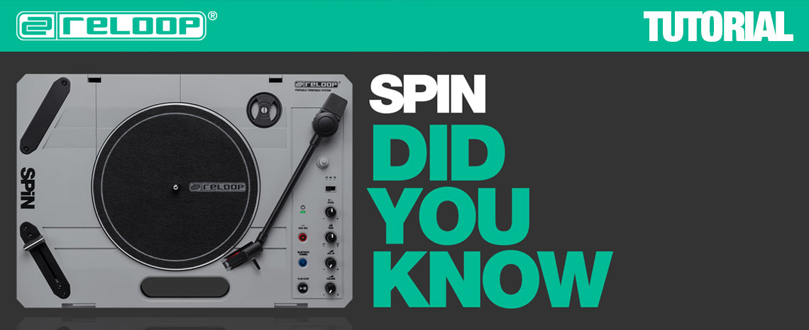 New Video: SPIN - Did You Know