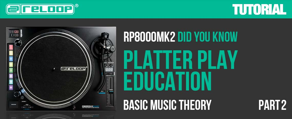 New Video: RP-8000 MK2 - Platter Play Education - Part 2
