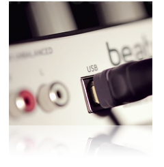 Beatmix 4 - integrated audio interface