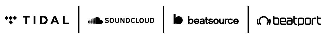 Serato DJ Pro streaming with Tidal, Soundcloud, Beatsource & Beatport